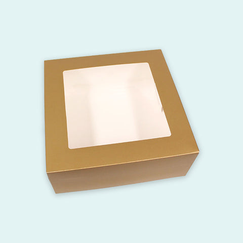 10″ x 10″ x 4″ Pre-Formed Box