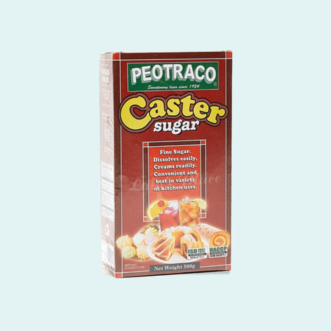 Peotraco Caster Sugar 500g