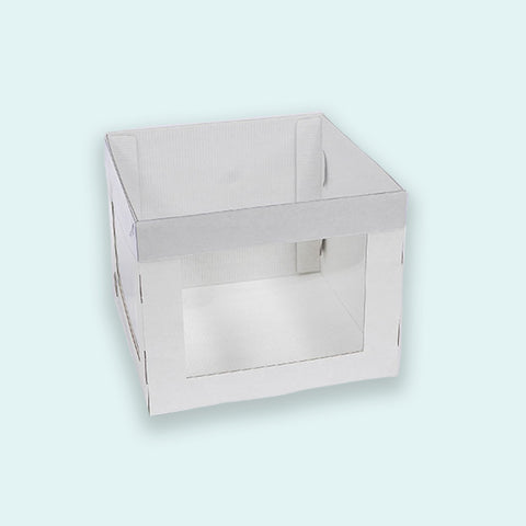 10″ x 10″ x 8″ Double Big Window Box