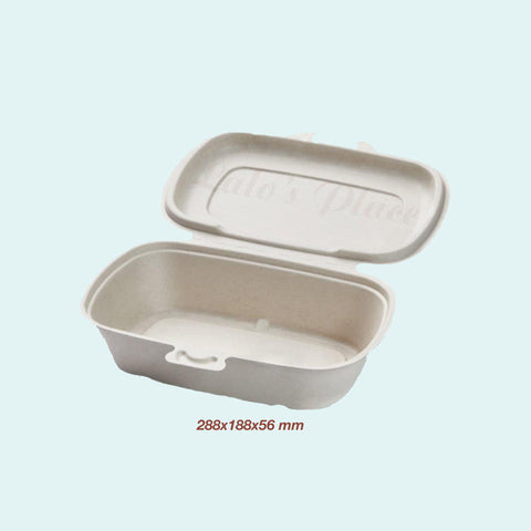 Pulp Clamshell 600ml