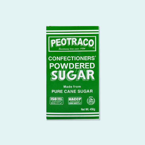 Peotraco Confectioners' Powdered Sugar 450g