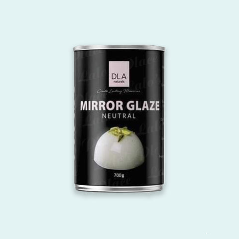 DLA Mirror Glaze Neutral 700g