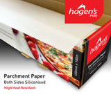 Hagen's Siliconised Baking Parchment Paper
