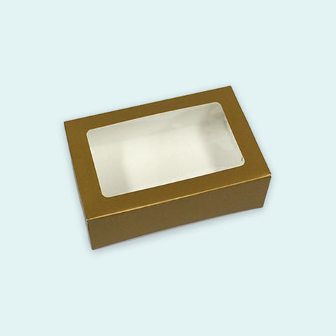 4″ x 6″ x 2″ Pre-formed Box