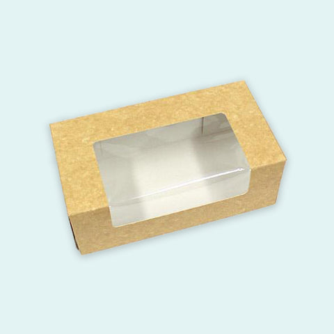 "Loaf Box 4½"" x 8½"" x 3″ Pre-formed"