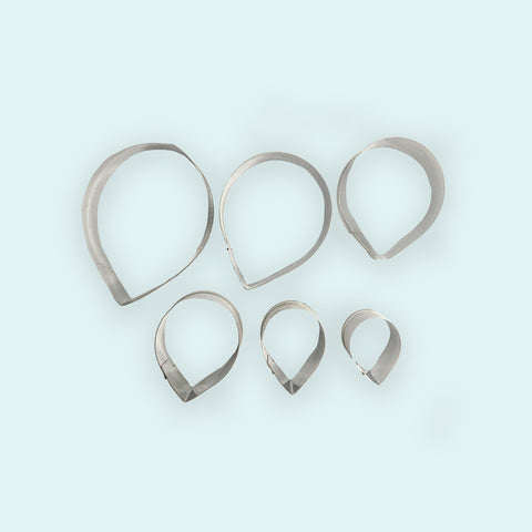 Rose Metal Cutter Set