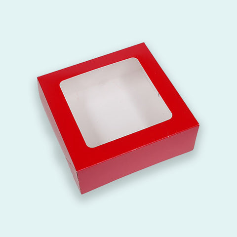 8″ x 8″ x 3″ Pre-Formed Box