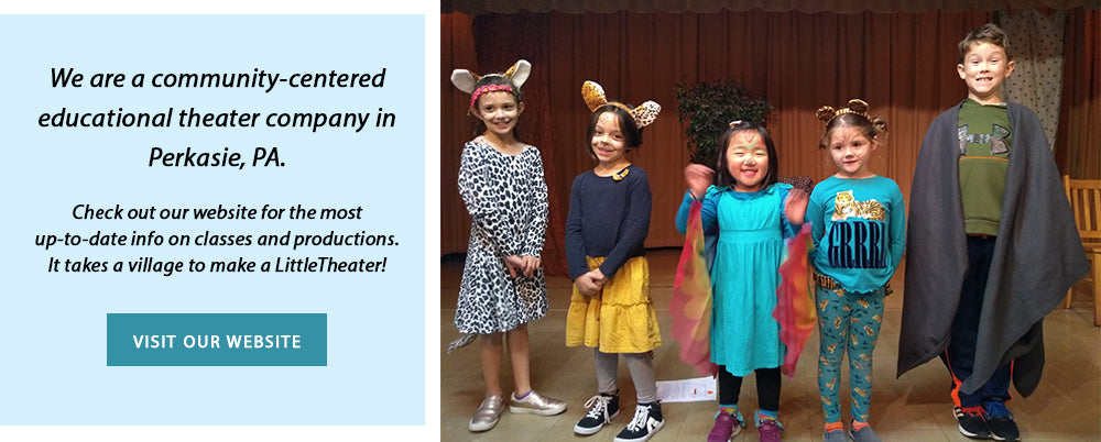 visit our website for more information about little people theater