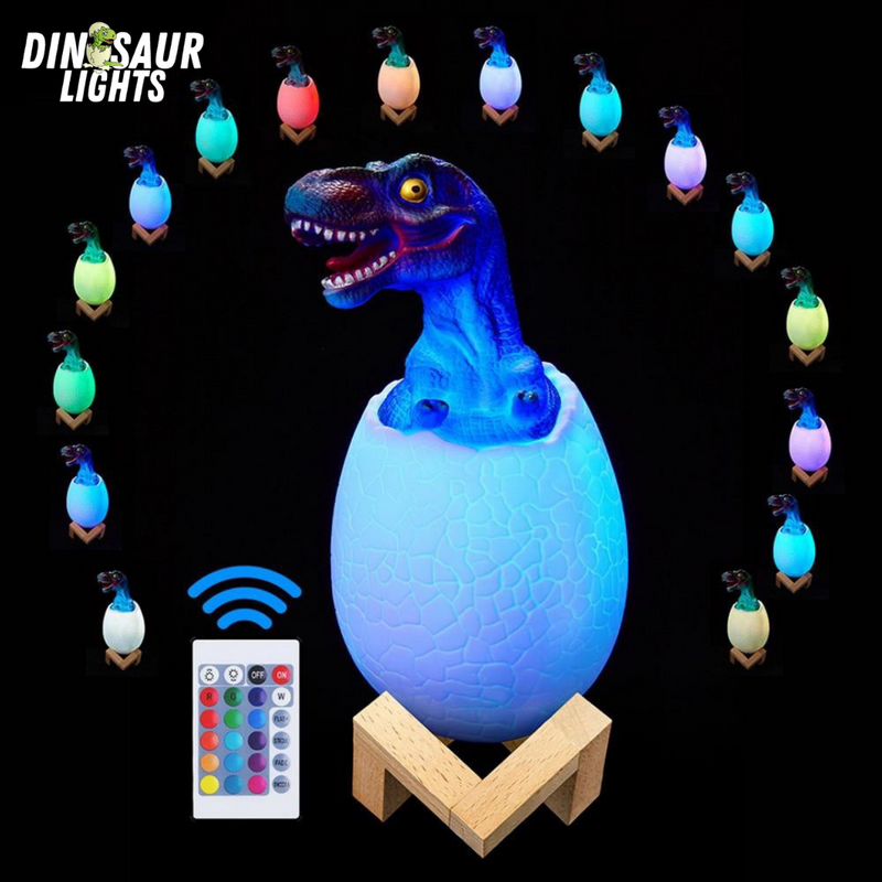 T-REX SMART LED LAMP T-REX SMART LED LAMP - AVAOASIS