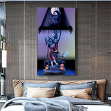 The Nightmare Before Christmas Wall Art Collection The Nightmare Before Christmas Wall Art Collection - AVAOASIS 20x35cm