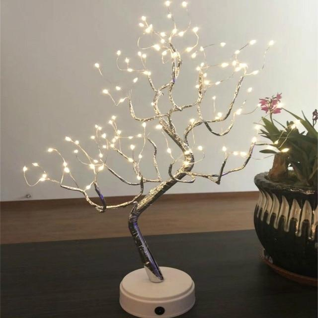 THE FAIRY LIGHT SPIRIT TREE | SPARKLY TREES™ THE FAIRY LIGHT SPIRIT TREE | SPARKLY TREES™ - AVAOASIS Warm white 108 LEDs