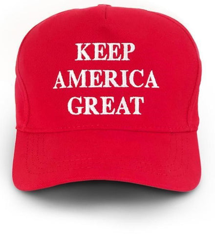1 Keep America Great Hat