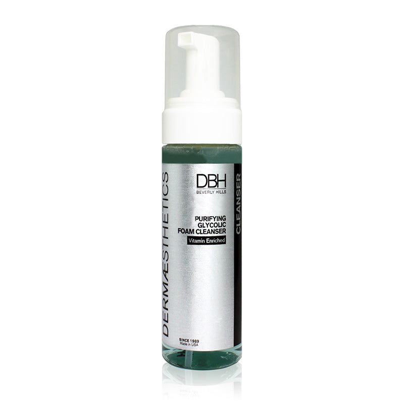 Purifying Glycolic Cleanser Foam