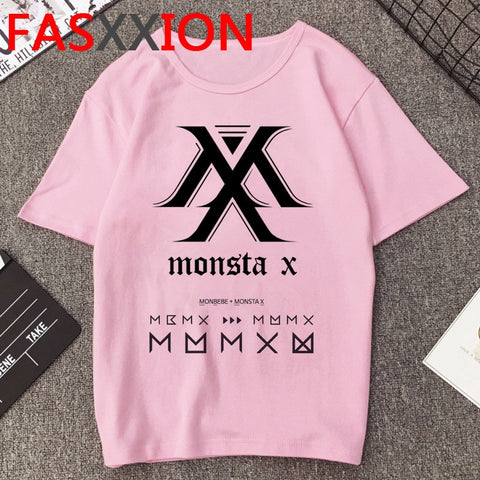 Kpop Monsta X T-Shirts