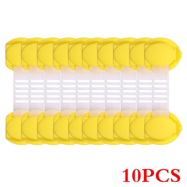Baby Proof Protector for Drawer Door Cabinet 10 Pcs/Lot