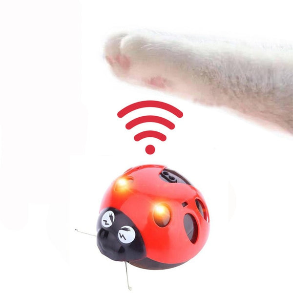 intelligent escaping toy - Can go all-round - High-speed infrared sensors
