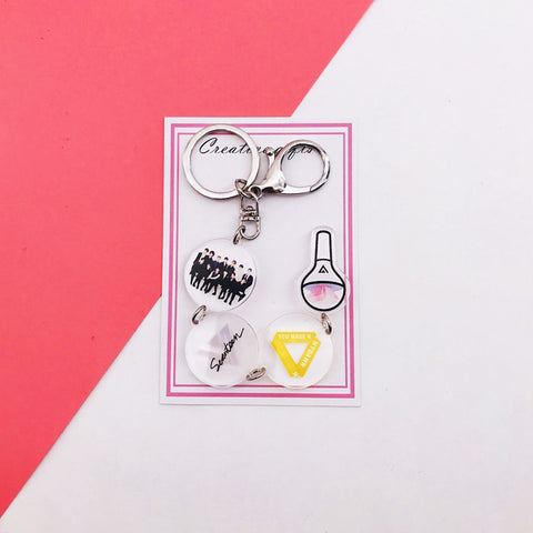 Seventeen Cute n Stylish KeyRing