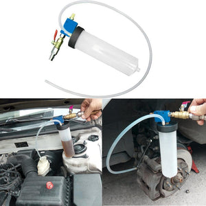 Automotive Brake Oil Change Tool