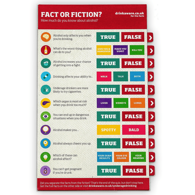 Fact or fiction? Risk resource