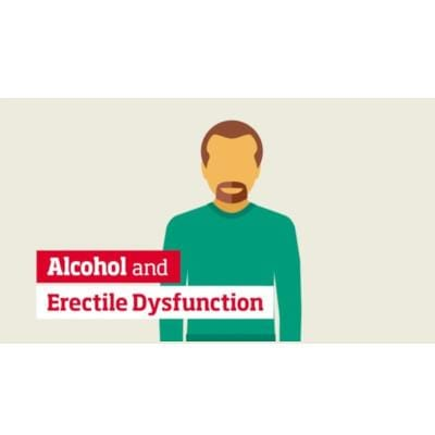 Alcohol and erectile dysfunction video