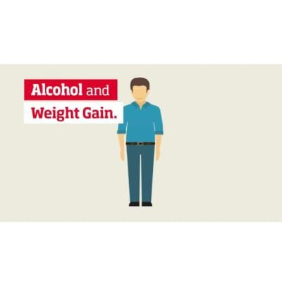 Alcohol and weight video - male
