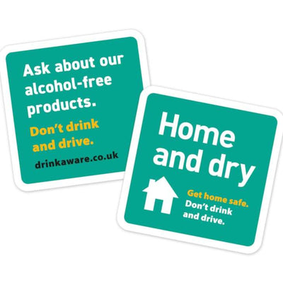 Beer mats | Home and dry