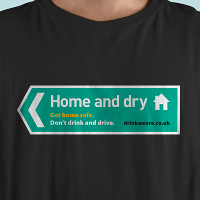 T-shirt | Home and dry