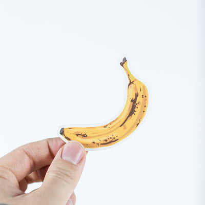 Snack Pack Stickers Banana
