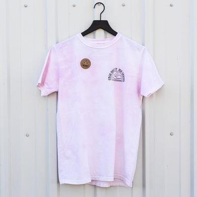 Easy Does It T-Shirt Small / Pink