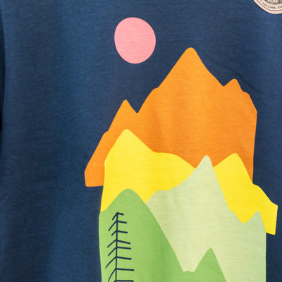 Stacked Peaks T-Shirt