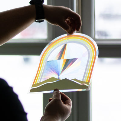 XL Rainbow Suncatcher