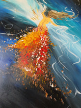 Laden Sie das Bild in den Galerie-Viewer, Canvas schilderij 'spiritual awakening'