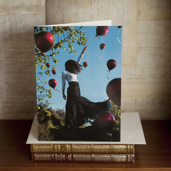 """Ninety Nine Dreams"" Greetings Card"