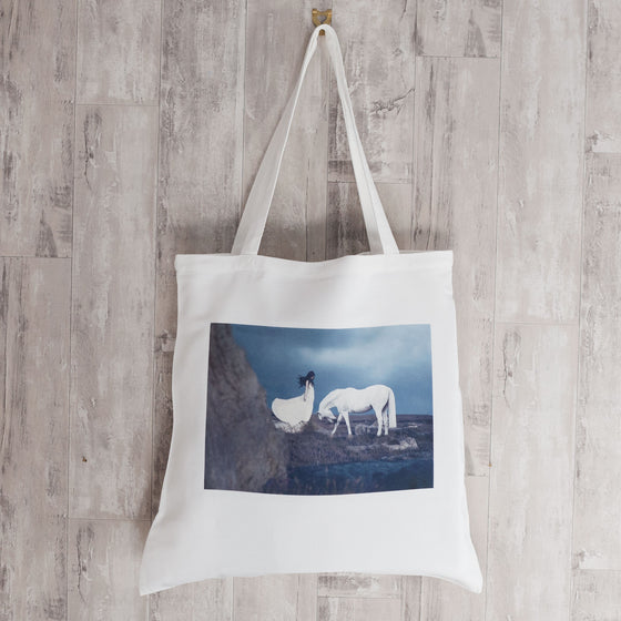 A Hundred Silent Ways Tote Bag