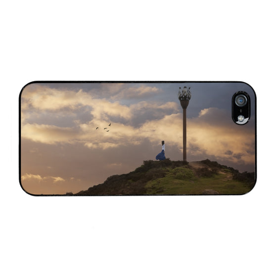 "CLEARANCE ""A Soul that sees Beauty"" Case for iPhone 5/5s"
