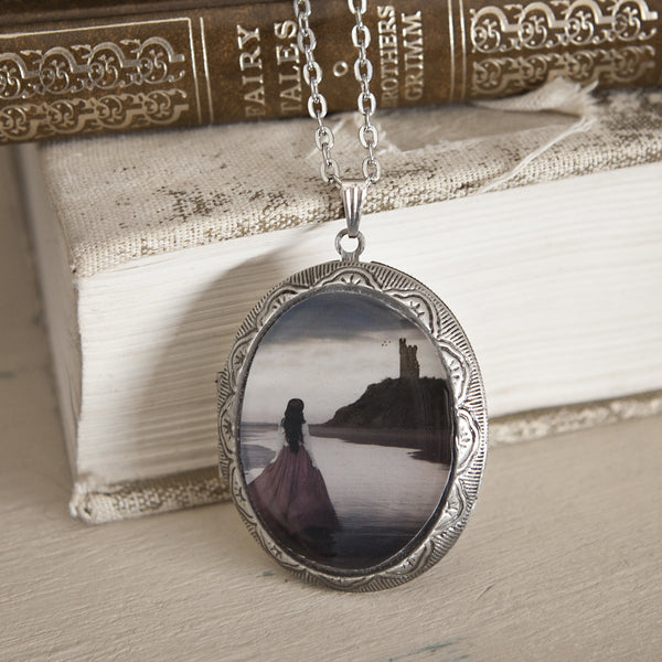 """The Calling"" Locket Necklace"
