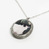 """Evensong"" Locket Necklace"