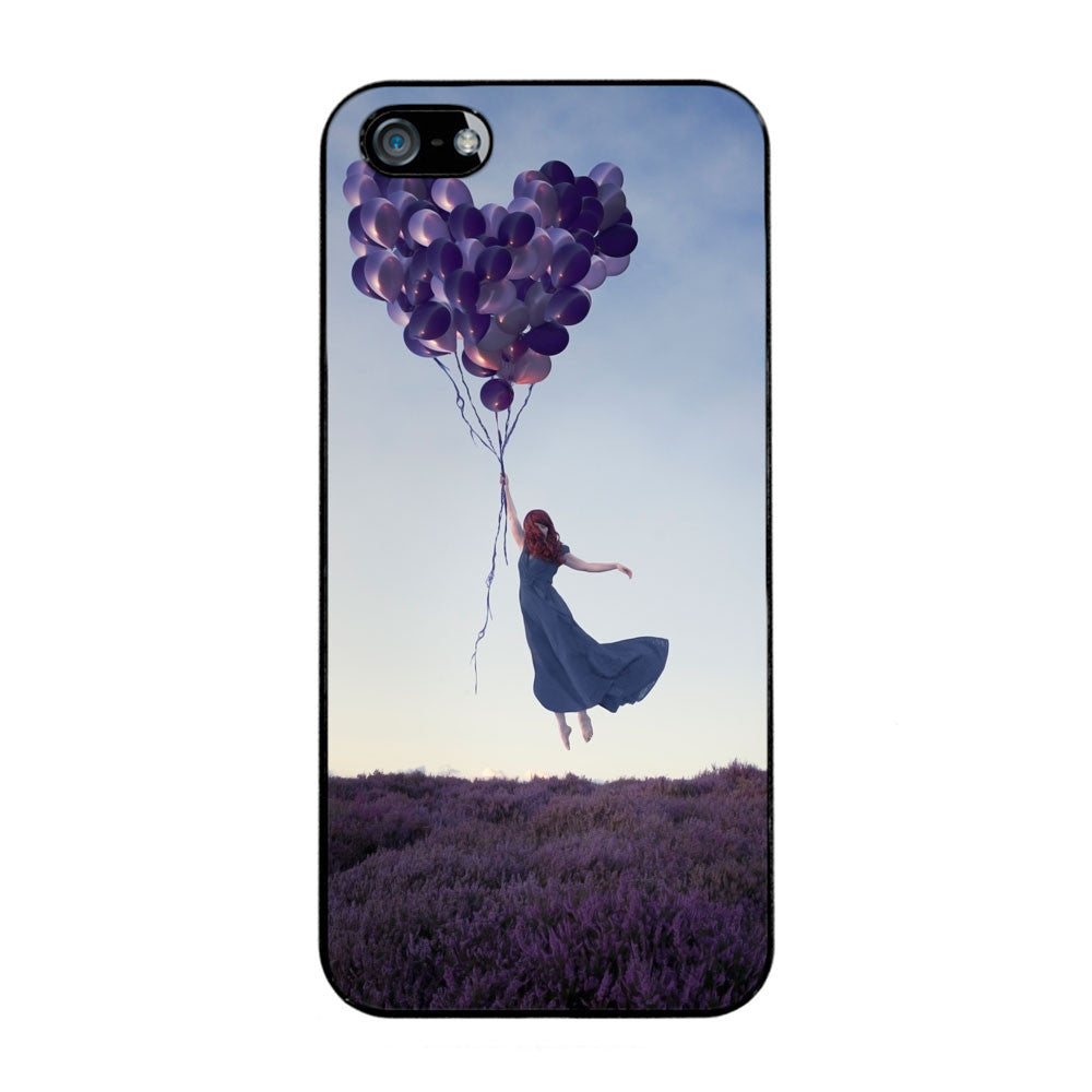 """The Sky was Good for Flying"" Case for iPhone"