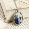 """Songs of the Sea"" Locket Necklace"