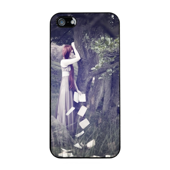 "CLEARANCE ""To be all made of Sighs and Tears"" Case for iPhone 5c"