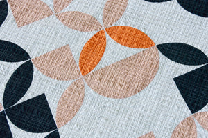 Disappearing Oranges - Printed Pattern