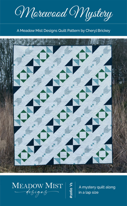 Morewood Mystery Quilt - PDF Pattern