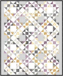 English Trellis - Printed Pattern