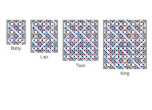 Load image into Gallery viewer, English Trellis - Printed Pattern