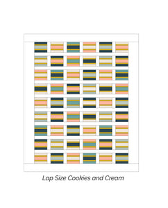 Cookie and Cream - Printed Pattern