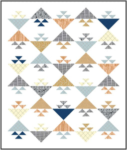 Flock of Geese - Printed Pattern