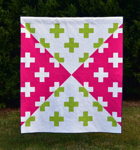 Isosceles Addition - PDF Pattern