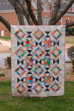 Load image into Gallery viewer, Foothills Mystery Quilt - PDF Pattern