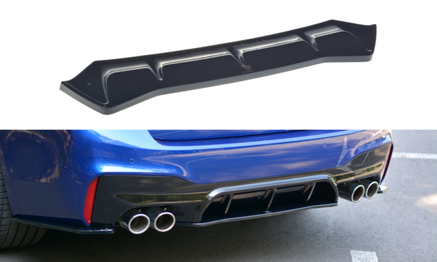 CENTRAL REAR SPLITTER BMW M5 F90