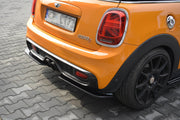 CENTRAL REAR SPLITTER MINI COOPER S MK3 PREFACE 3-DOOR (F56)